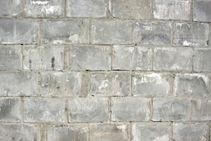 Foam wall texture